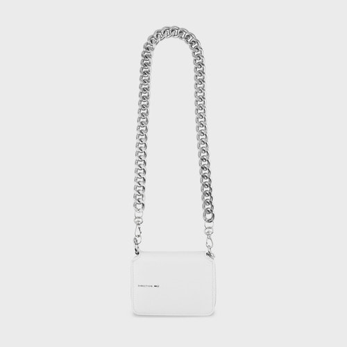 [NONENON] MULTI WALLETBAG_WHITE