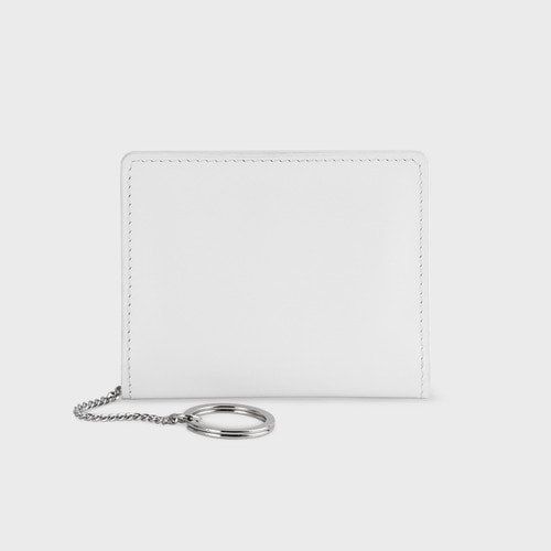 [NONENON] TAIL WALLET_WHITE