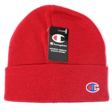 Basic Logo Beanie - Red