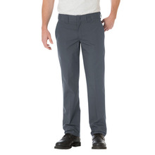 Slim Straight Pants(805) - Charcoal