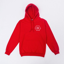 [Nivelcrack]Football Legends Hoodie - Red