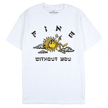 [Jungles] FINE WITHOUT YOU SHORT TEE - White