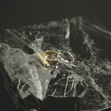 [핫듀]two stick chain ring