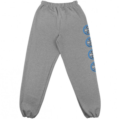 [Independent] HOLLOW CROSS SWEATPANTS PULL ON BOTTOMS - OXFORD