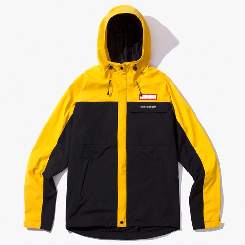 [Have a good time] MOUNTAIN JACKET - YELLOW