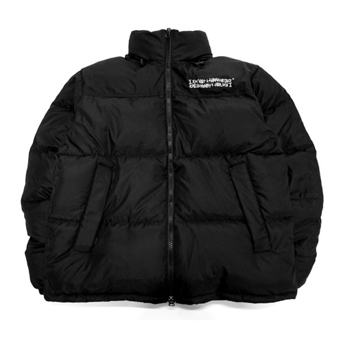BASIC DUCK DOWN JACKET (REVERSIBLE)