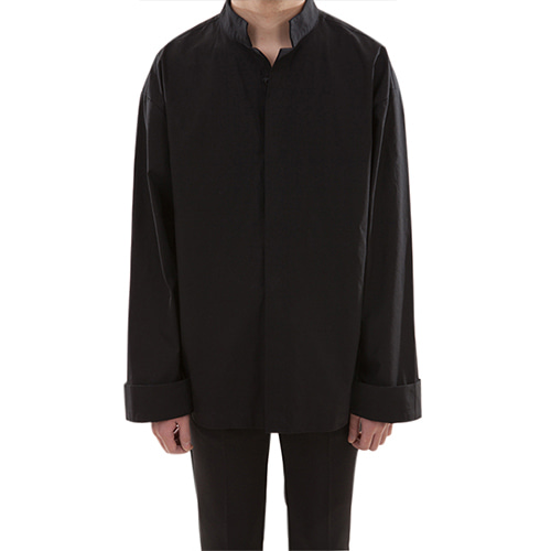 [LANG VERSIO]China Collar Shirt