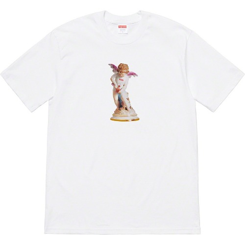 [Supreme] Cupid Tee White
