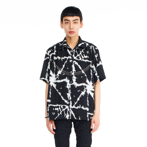 [THEGREATEST] GT19SUMMER 04 Dyeing Chain Shirt