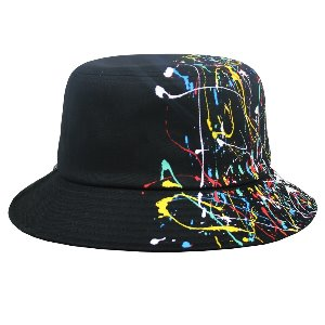 [RUNDS] painting bucket hat