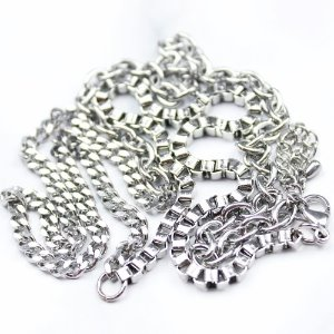 [RUNDS] mix chain necklace
