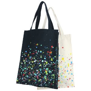 [RUNDS] painting eco bag (2color)