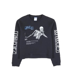 [Jungles] Apathy sweater - Black