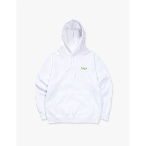 [have a good time] h.a.g.t Club Pullover Hoodie - White