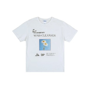 [Jungles] Mind Cleanser tee - Ivory