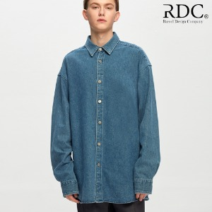 [RDC] RDC LIGHT COLOR DENIM SHIRTS