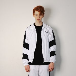 [YESEASY] YESEASY TRACK JACKET - WHITE