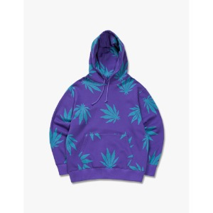 [have a good time] Nature Allover Hoodie