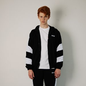 [YESEASY] YESEASY TRACK JACKET - BLACK