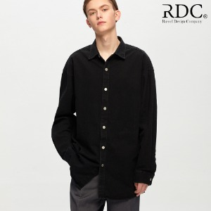 [RDC] RDC BLACK DENIM SHIRTS