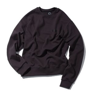 [KRUCHI] NO DANCE NO LIFE CREWNECK (Dark Gray)