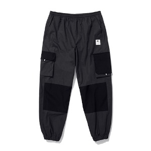 [AAC] Utility Cago Pants -gray