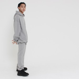 [UNCOMMEN/언커맨] UCN STRING TRACK PANTS_GRAY