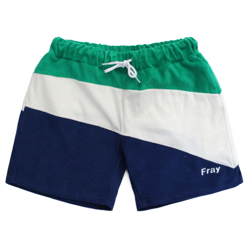 [Fresh anti youth] Track Short Pants - Navy