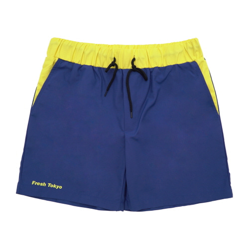 [Fresh anti youth] Surf Short Pants - Blue