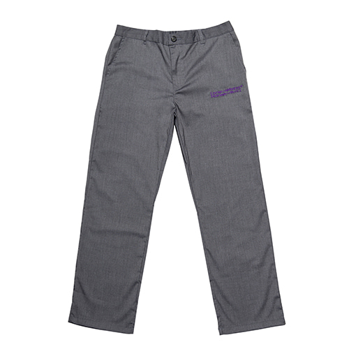 AUTOGRAPH WIDE PANTS - GREY