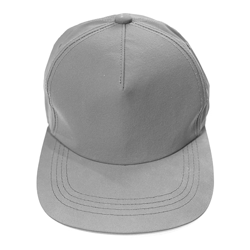 5 PANEL SNAP BACK - SILVER